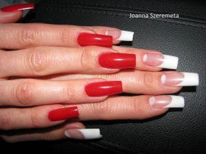 stylizacja paznokci Pinkwhite Rzeszów